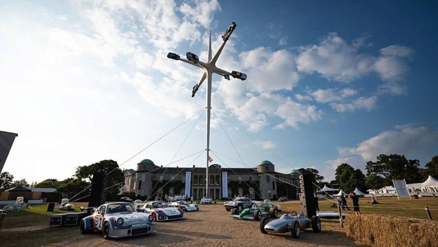 Estos son los 6 Porsche protagonistas de Goodwood 2018