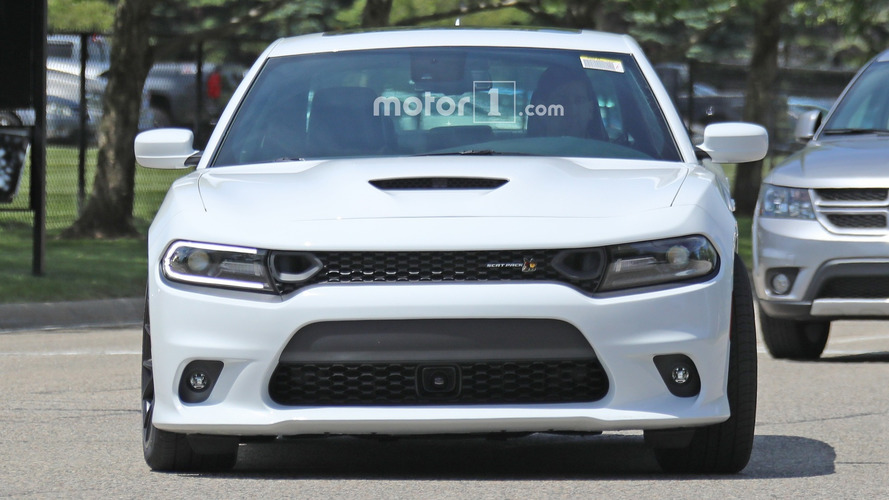 Dodge Charger Scat Pack Casus Fotoğraflar
