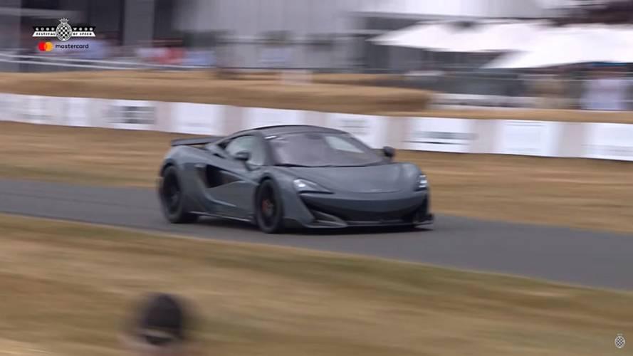 McLaren 600LT At Goodwood