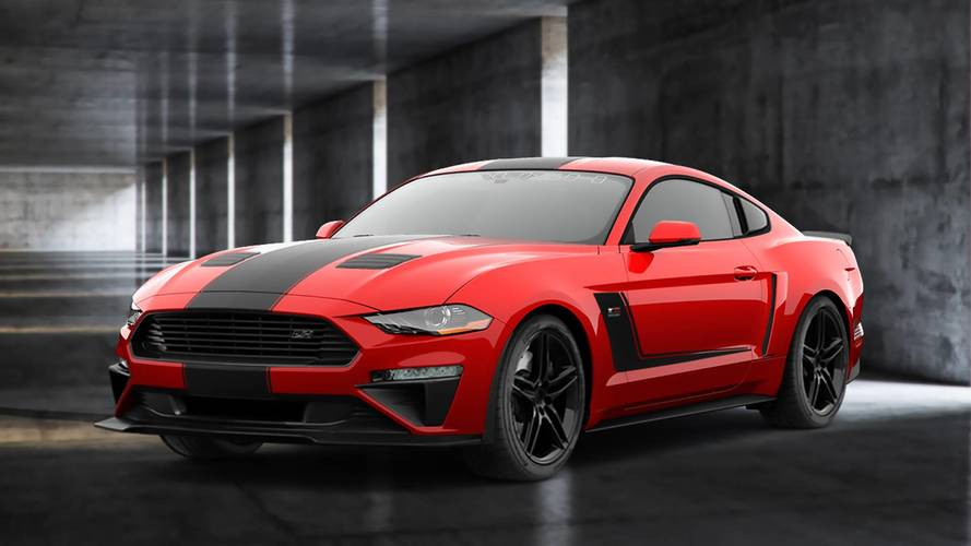 2018 Roush JackHammer Mustang Packs A 710-HP Punch To The Gut