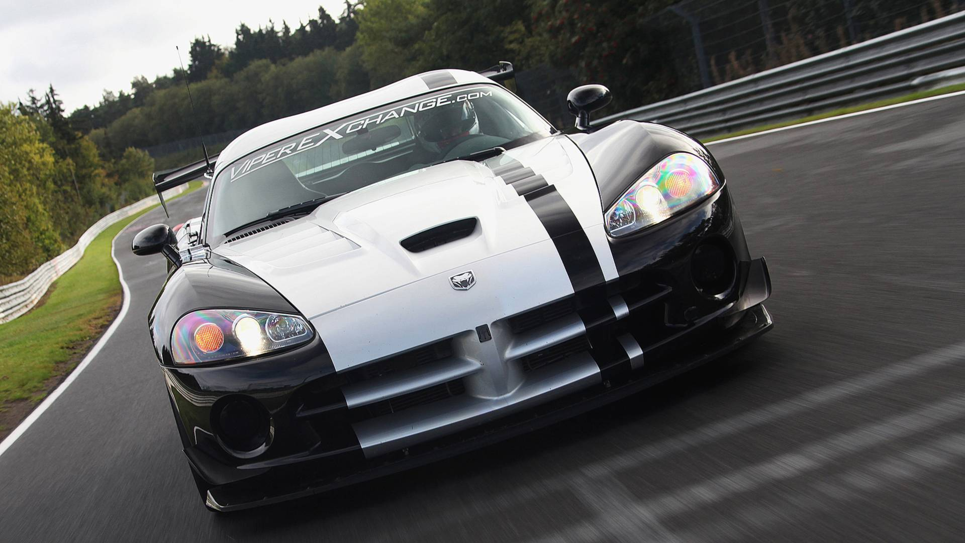 10 Fastest American Production Cars Around The Nürburgring