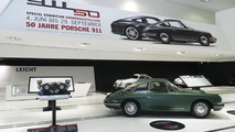 Porsche T7 at Porsche Museum 50 Years of 911 anniversary exhibition 05.6.2013