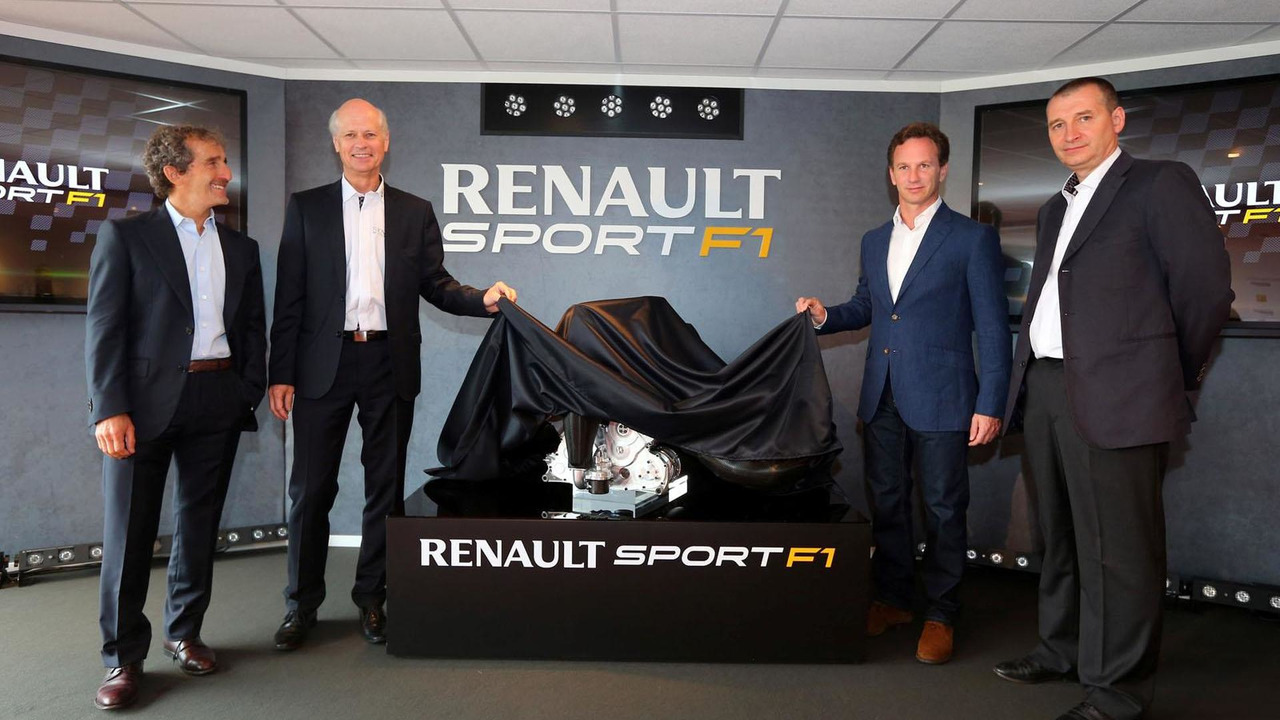 Renault Energy F1 engine 21.6.2013
