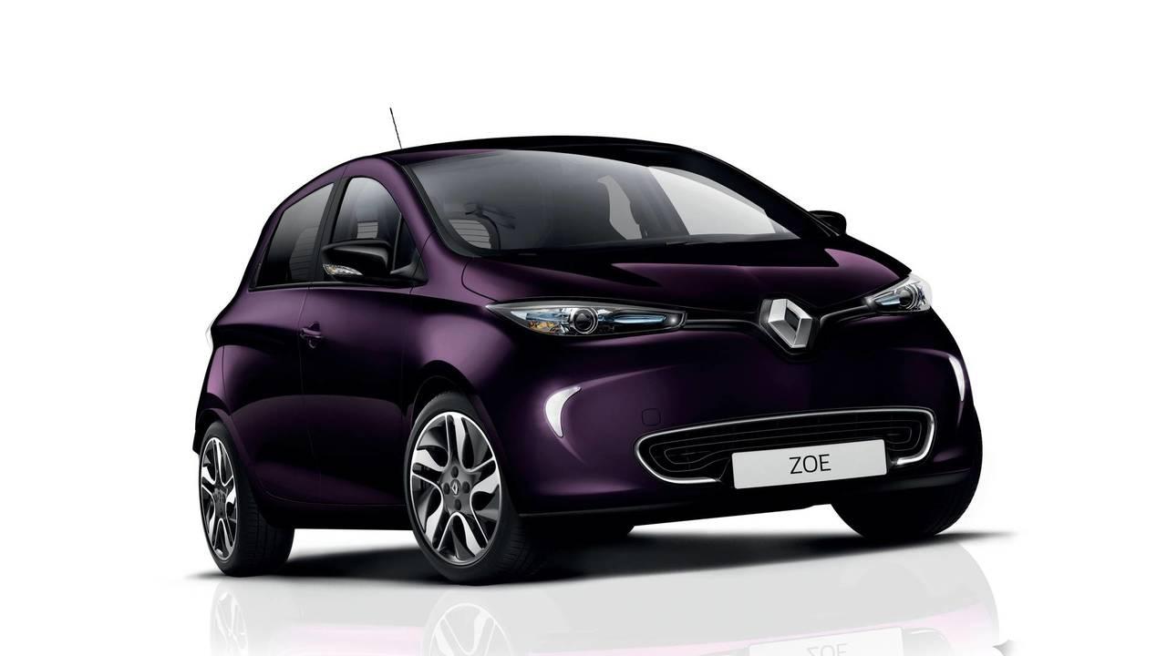 Renault Zoé 2018