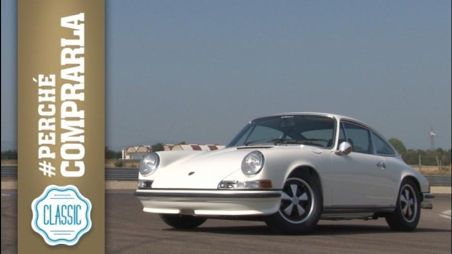 Porsche 911 S 2.4, perché comprarla… Classic [VIDEO]