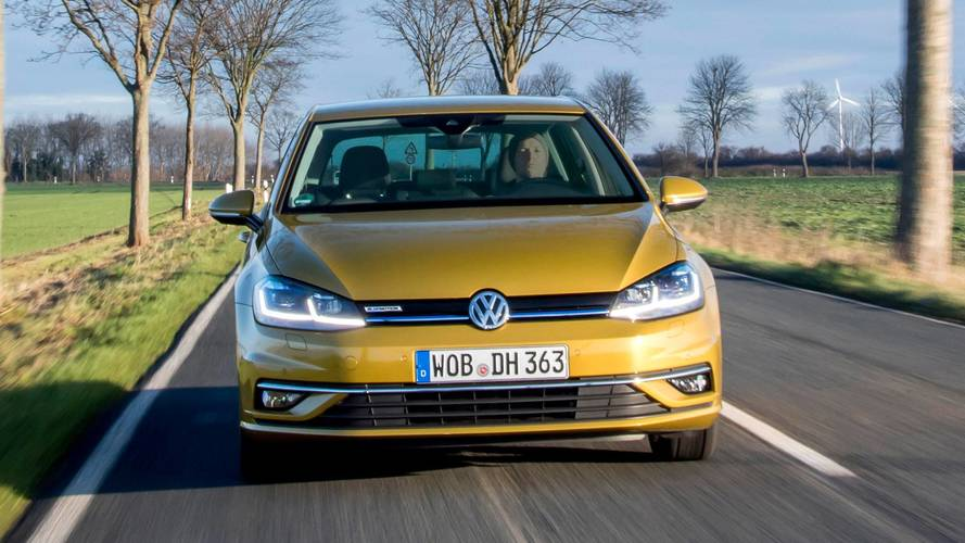 Volkswagen launches frugal new petrol engine for the Golf