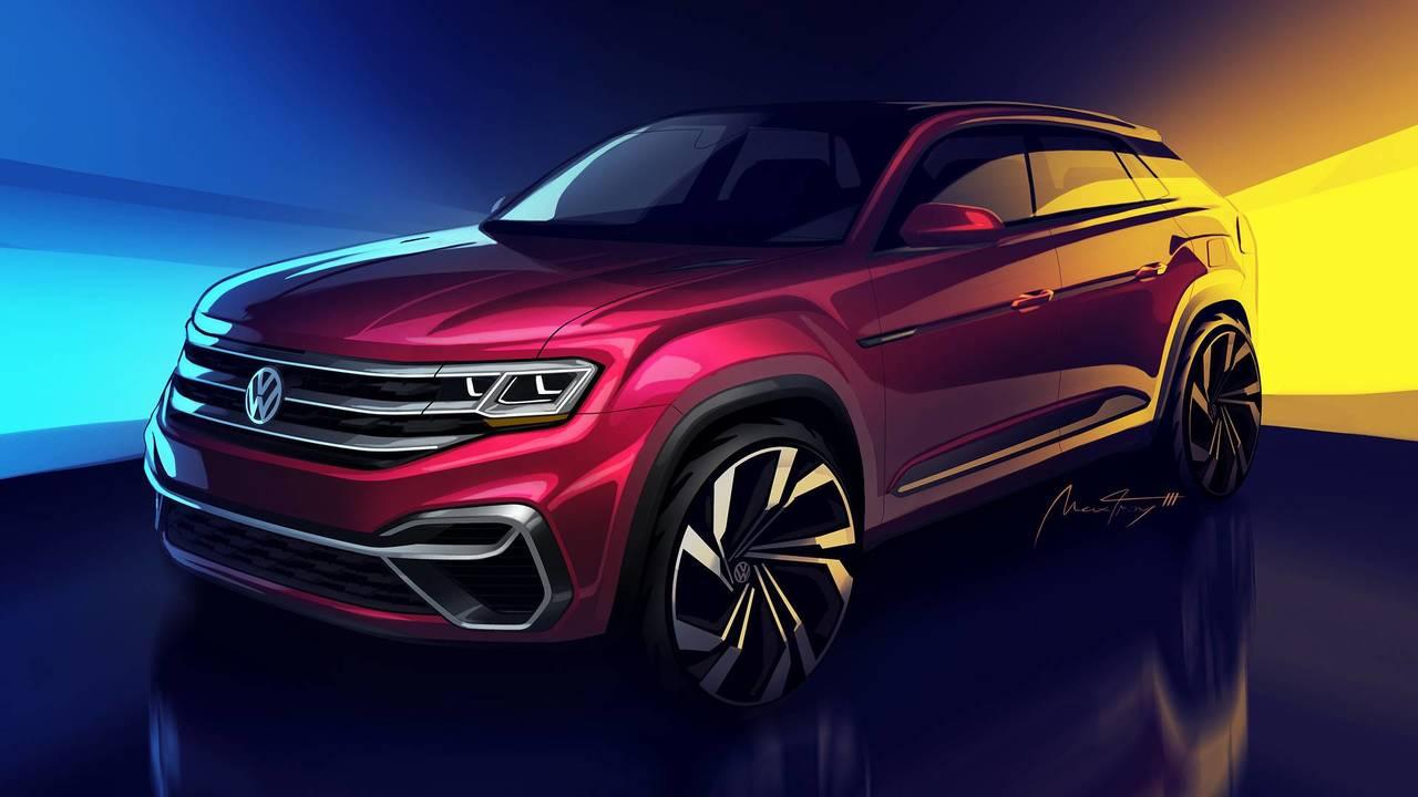 Volkswagen Atlas Five-Seater Concept