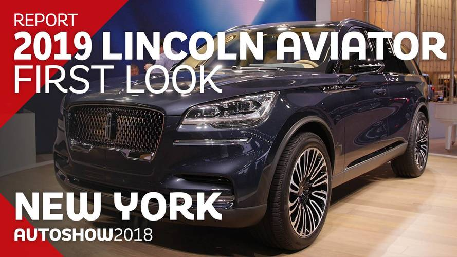 Lincoln Aviator Preview: First Look Video