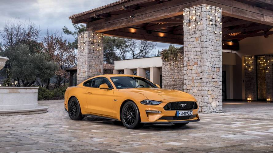 Essai Ford Mustang GT (2018)
