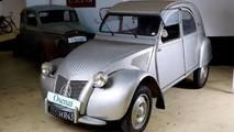 Citroën 2CV enchères Osenat