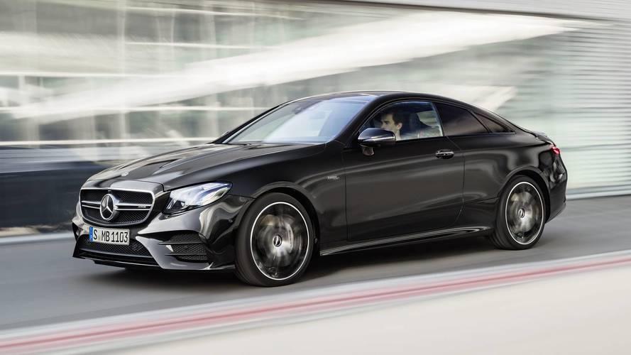Mercedes-AMG E 53 Coupé y Cabriolet 2018