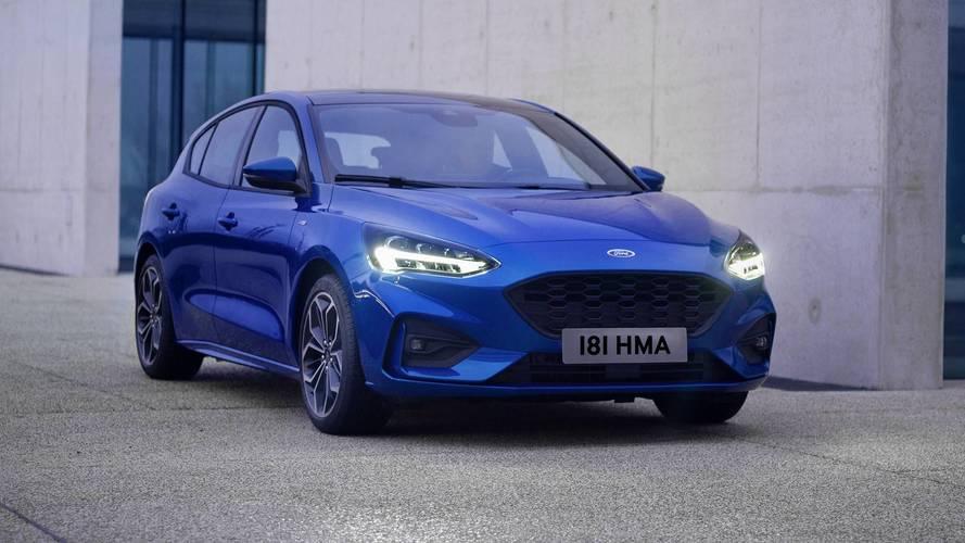 Novo Ford Focus 2019 é revelado com novos motores e mais tecnologia