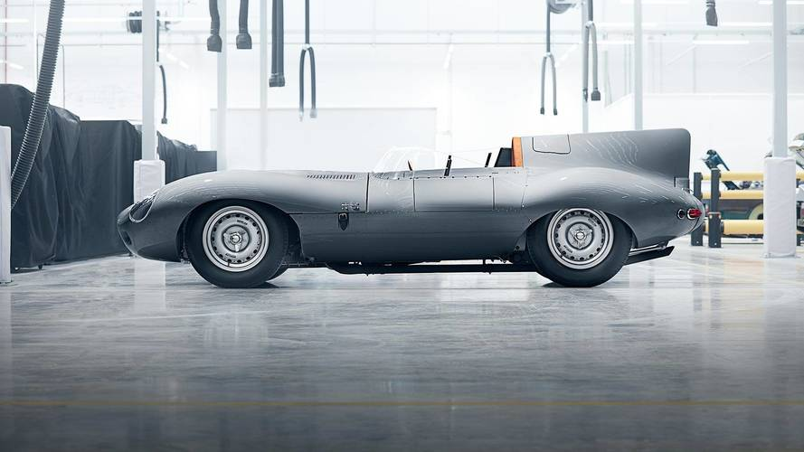 Jaguar D-Type Continuation Specials