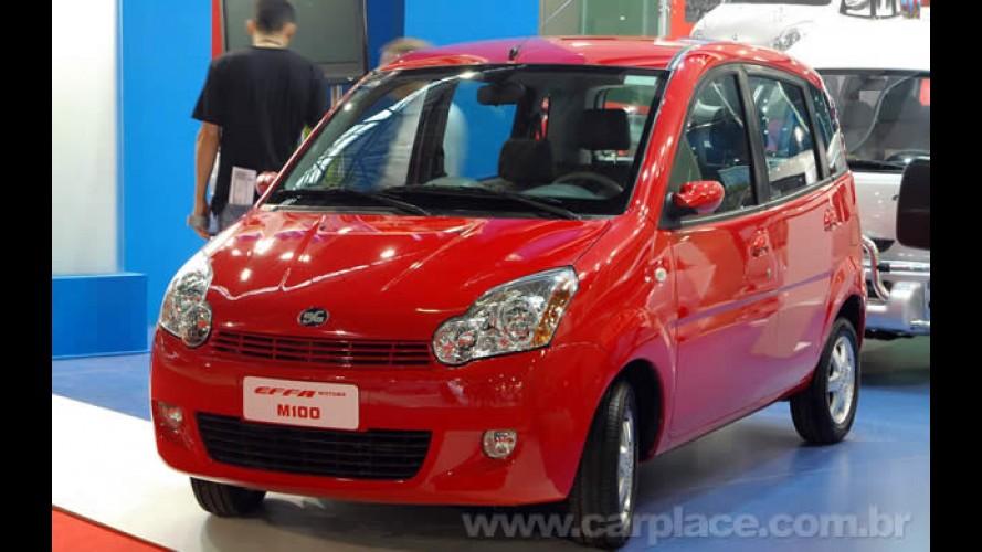 Effa Motors anuncia recall do modelo M100