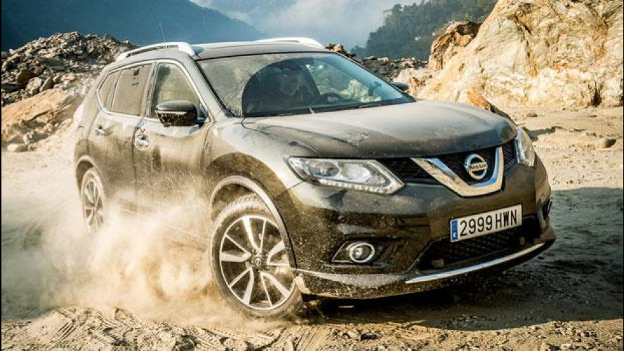 Nissan X-Trail 1.6 DIG-T, l'entry level potente
