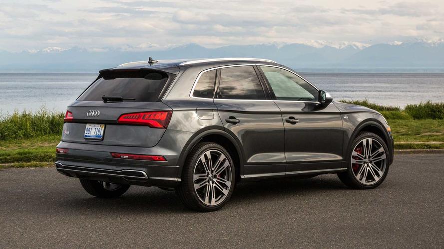 Audi SQ5 2018: Primera prueba