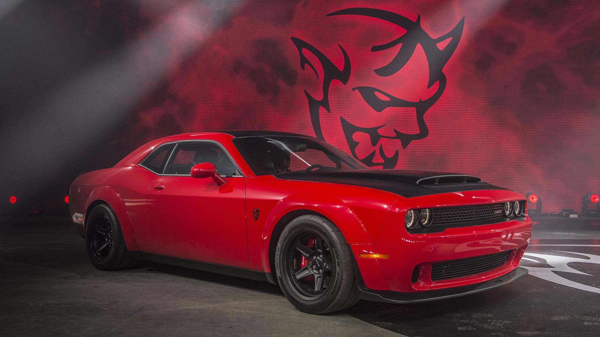 Dodge Charger Demon >> Dodge Challenger Srt Demon Will Cost Well Below Six Figures