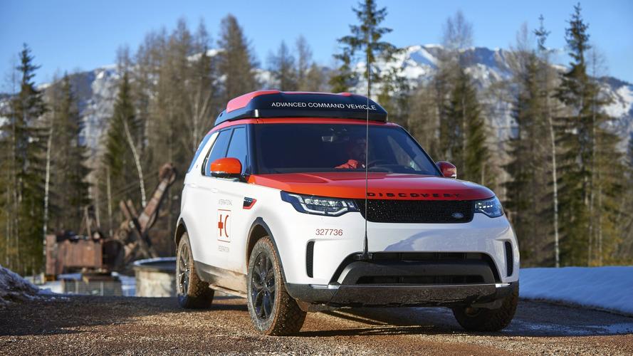 Land Rover - Un Discovery