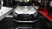 Infiniti Q60 Project Black S concept teaser