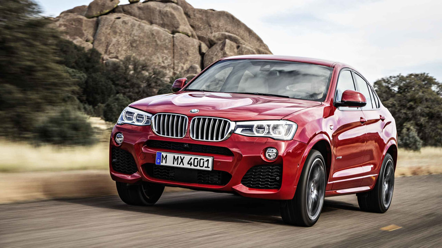 2014 BMW X4 review: Less practical, more expensive BMW X3