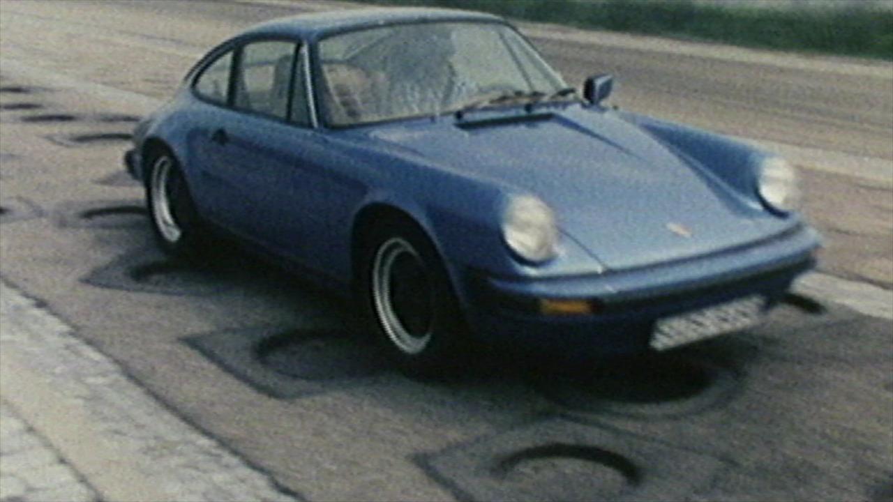 Porsche Test Video