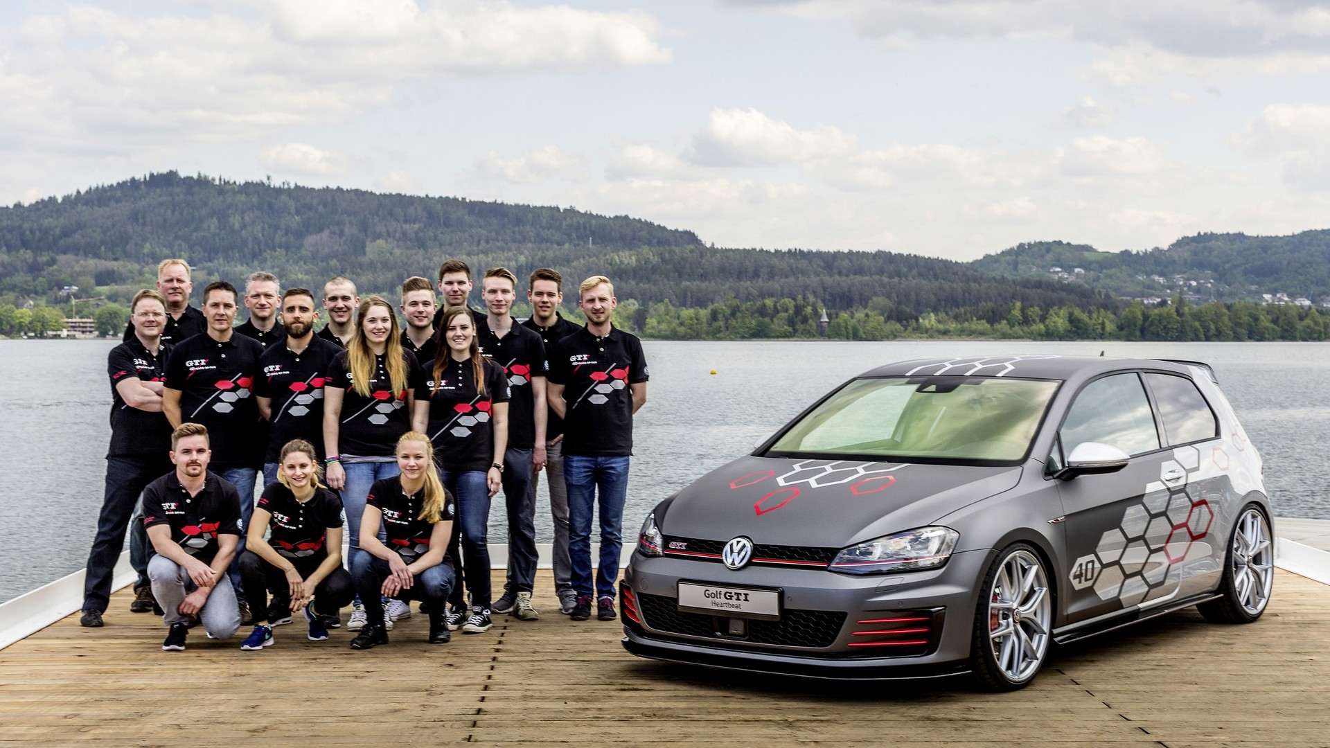 VW Apprentices Tease Special Golf GTI For Worthersee