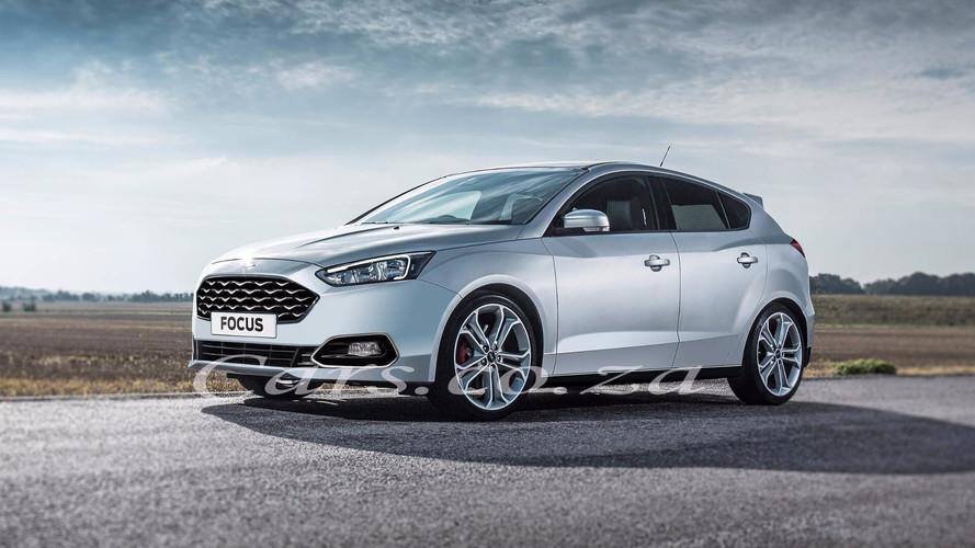 Dördüncü nesil Ford Focus böyle mi görünecek?