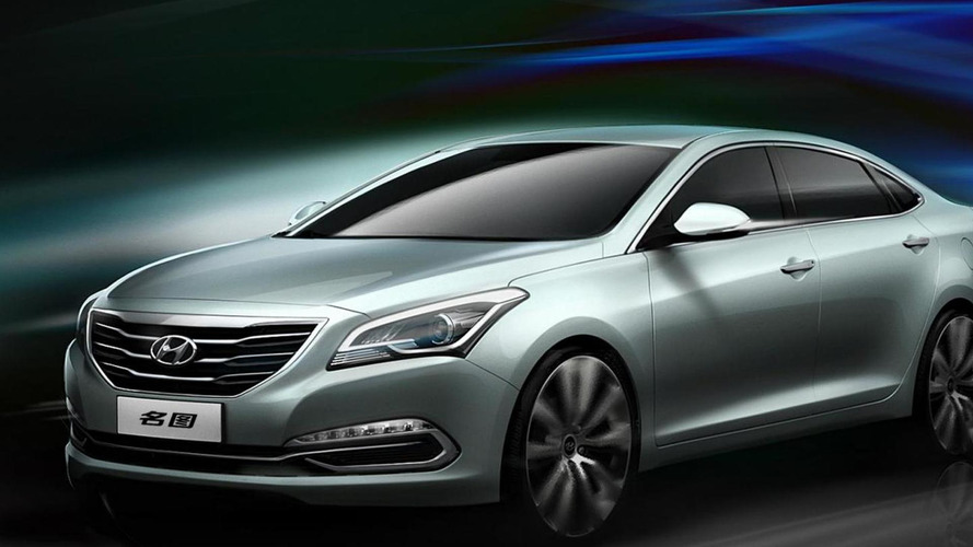 Hyundai Mistra Concept breaks cover at Auto Shanghai