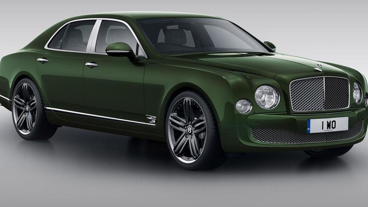 Bentley four-door coupe planned for 2018 - report