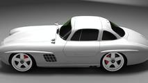 2009 300 SL Panamericana replica