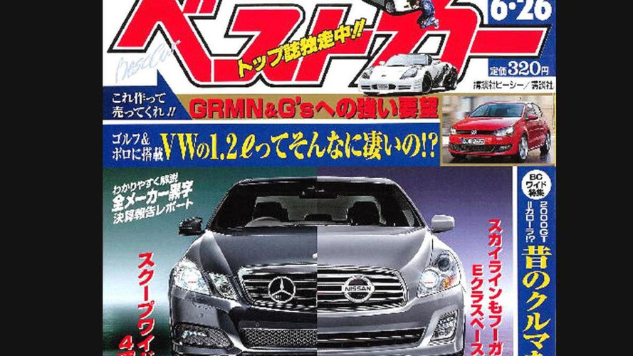 Infiniti M and G rumored to receive Mercedes E-Class platform