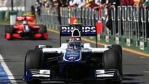 Nico Hulkenberg (GER), Williams F1 Team - Formula 1 World Championship, Rd 2, Australian Grand Prix, Friday Practice