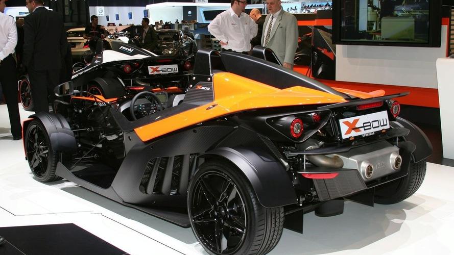 KTM Reveals X-Bow ROC & X-Bow Superlight in Geneva