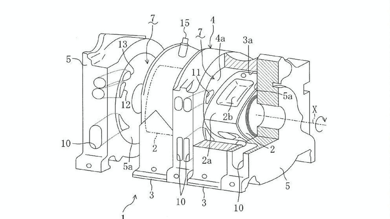 Patent diagrams reveal direct injection mazda renesis rotary engine mazda direct injection rotary engine patent diagram malvernweather Images