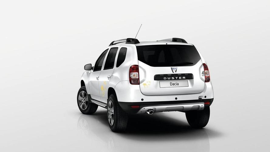 Dacia Duster Air & Sandero Black Touch