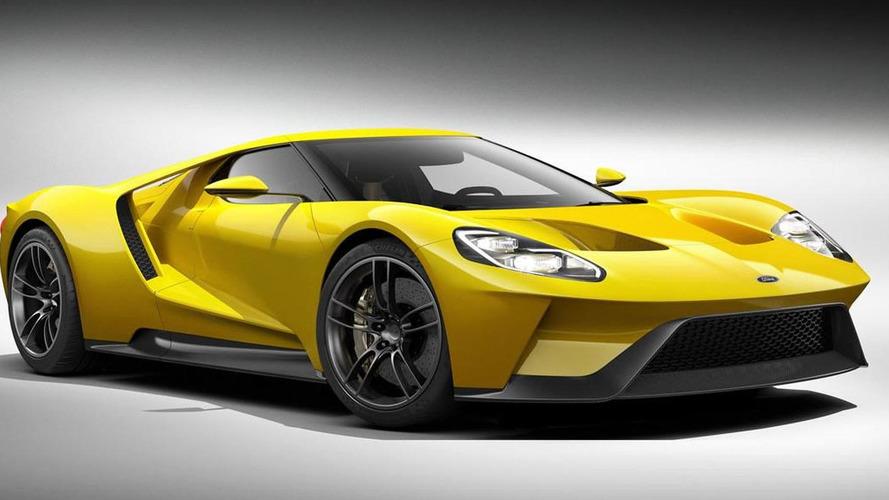 Ford GT üretimi iki yıl daha uzatıldı