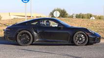 2019 Porsche 911 Turbo Spy Photo