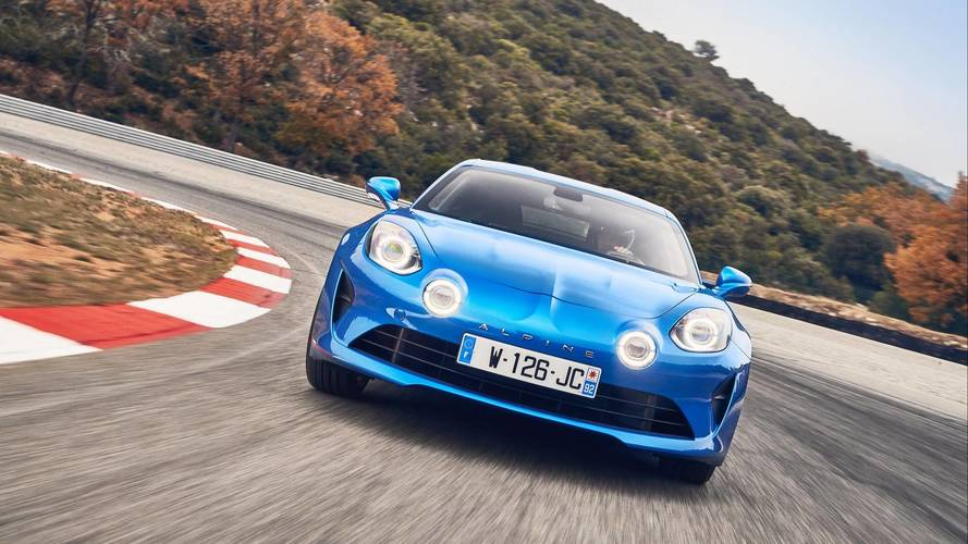 Alpine A110 vs. Porsche 718 Cayman S: comparamos sus cifras