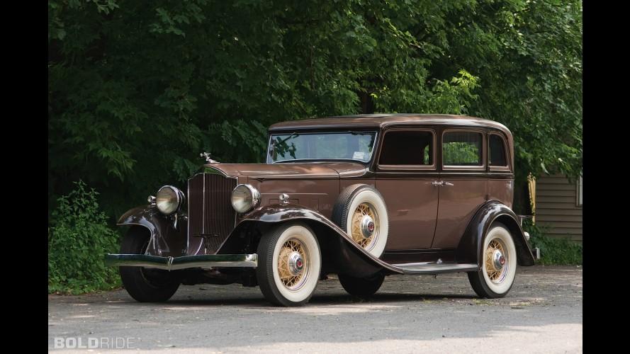 Packard Light Eight Sedan