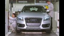 So entsteht ein Audi