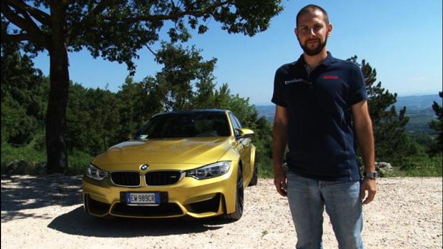 Nuova BMW M3: il supereroe fatto automobile [VIDEO]