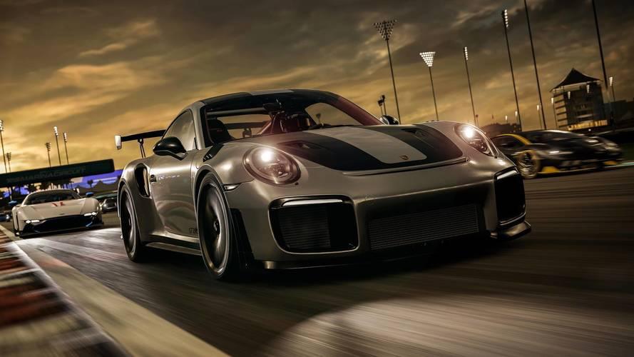 Win A Porsche Master Cup Training Entry Through Forza 7