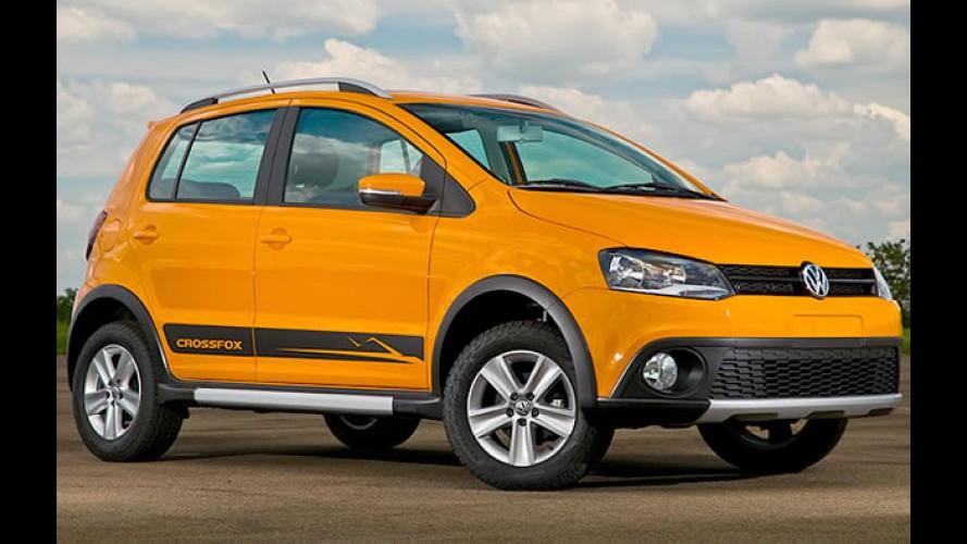 Novo CrossFox 2010 chega com mais equipamentos por R$ 45.550