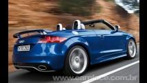 Audi divulga novas fotos do TT RS 2010 - Esportivo será lançado em Genebra