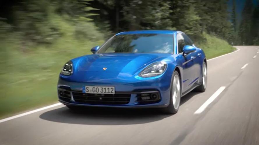 Porsche'nin 20 dakikalık videosu Panamera'nın sırlarını açığa çıkartıyor