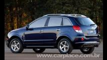 Novo Chevrolet Captiva Sport é lançado no Brasil com preço inicial de R$ 92.990