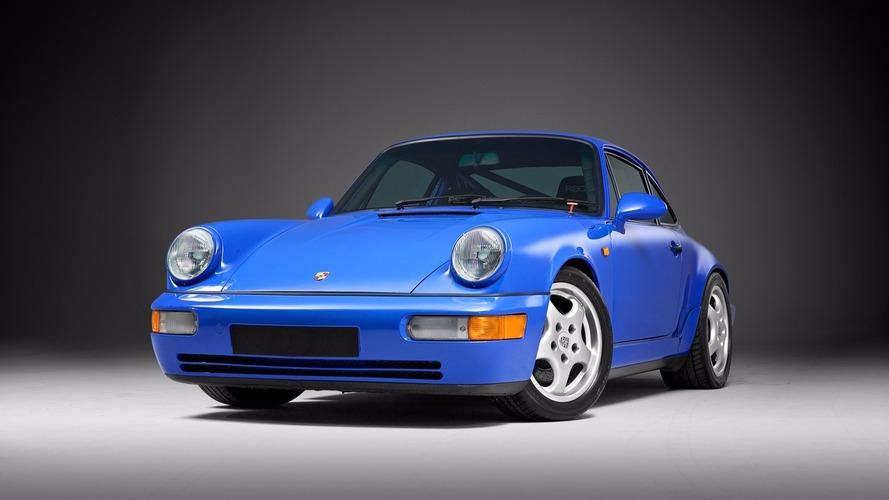 'Ultra nadir' Porsche 911 Carrera RS NGT açık arttırma yolunda