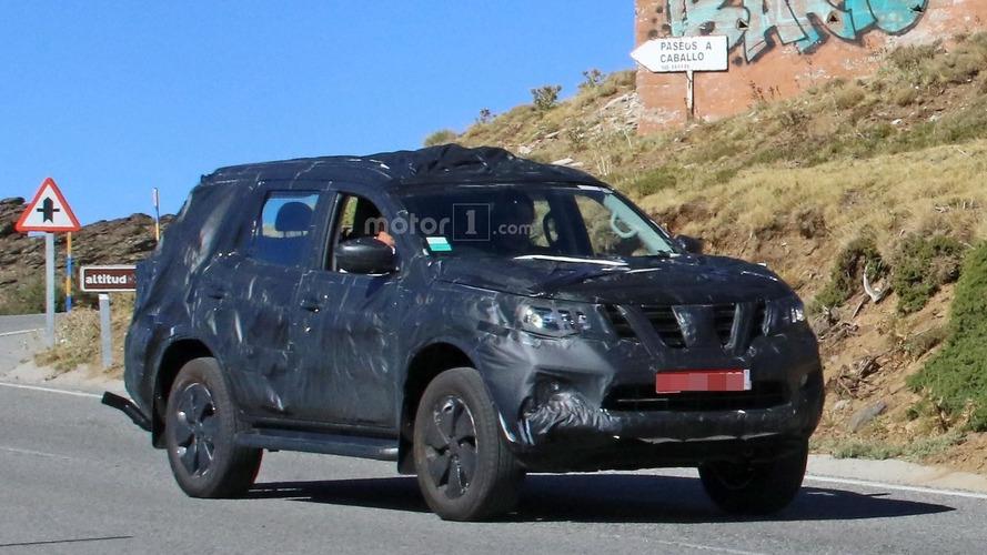 Un SUV basé sur le Nissan Navara confirmé pour le Salon de Pékin 2018
