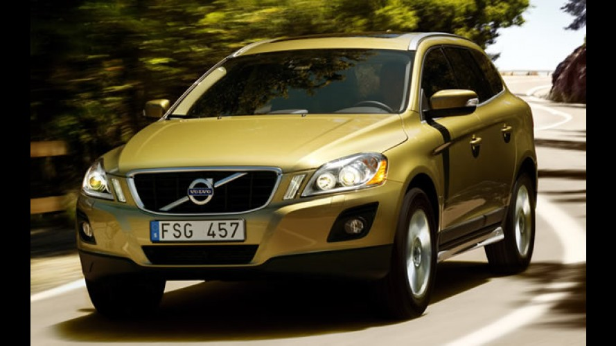 Recall: Volvo chama S60 e XC60 por risco de vazamento de combustível