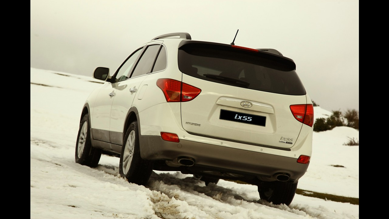 Apesar da morte do Veracruz, Hyundai ainda pensa em um SUV de grande porte